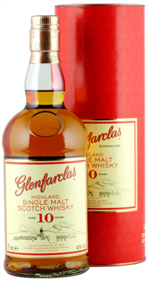 Glenfarclas Scotch Single Malt 10 Year...